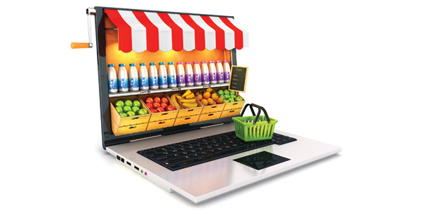 Grocery fulfillment goes high-tech