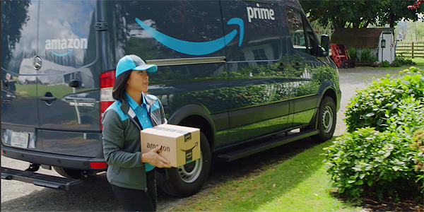 Amazon Canada expands free one-day delivery to 13 locations