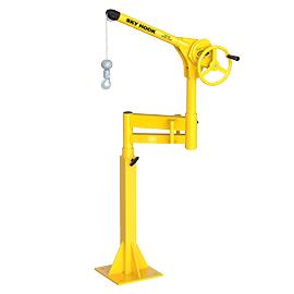 Sky Hook lifting device
