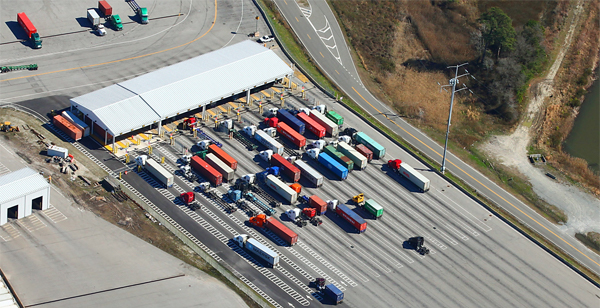 Truck reservation system drives productivity at Port of Virginia