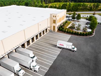 Ryder truck terminal
