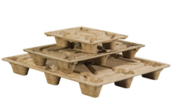 Litco molded wood pallet