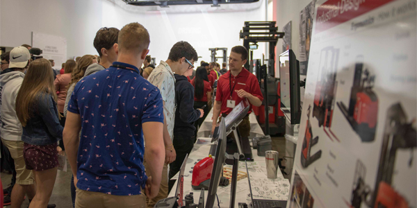 Raymond hosts first high school Engineering Day