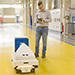 Mobile Industrial Robots launches leasing program for warehouse bots