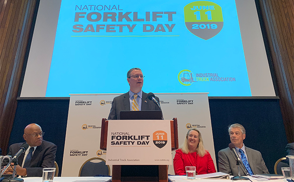 National Forklift Safety Day 2019 focuses on progress, best practices