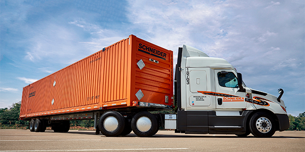 Schneider adds Indianapolis ramp to expand intermodal freight network