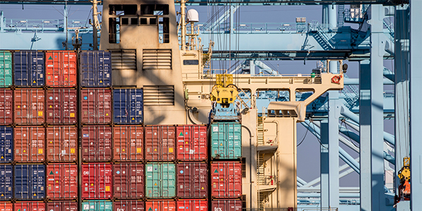 Virginia, Los Angeles ports post strong July