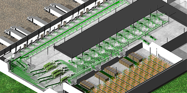 Getting smart with conveyor design