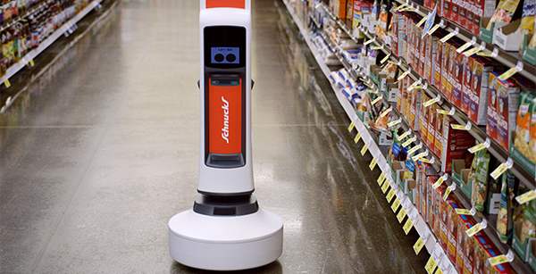 Simbe Robotics lands $26 million in funding for rolling retail bot
