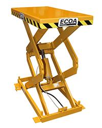 Presto Ecoa CLT series scissor lift