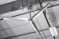 Rite-Hite Revolution HVLS fan