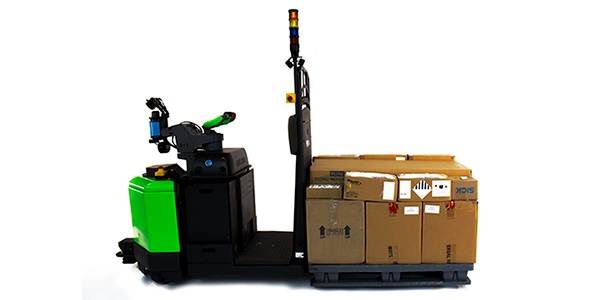 Geodis deploys self-driving pallet jacks from Vecna
