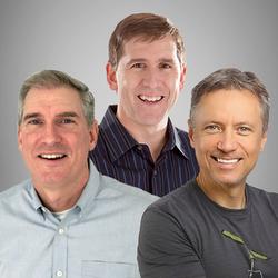 Mick Mountz, Peter Wurman, and Raffaello D'Andreas