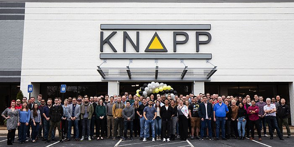 Knapp expands Atlanta headquarters to handle growth in grocery, retail, healthcare, and e-commerce
