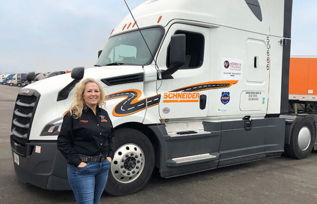 "Schneider, WIT name first ""driver ambassador"""