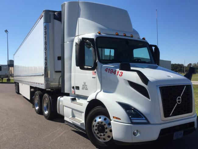 CST truck