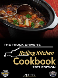 The Truck Driver's Rolling Kitchen Cookbook