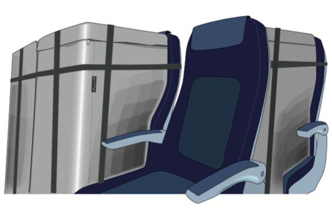 Air Cargo Seat Bag