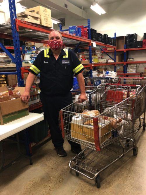 mh equipment covid charity