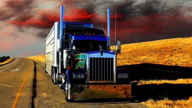 truck for teamsters fmcsa