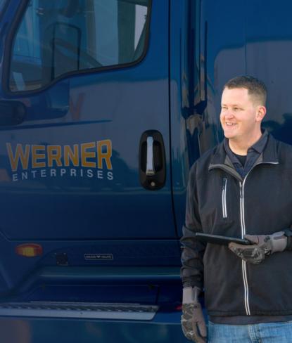 werner edge truck tech