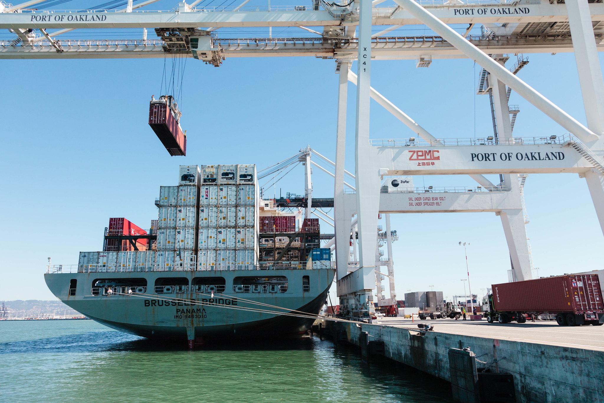Oakland port pic 24615798297 bc2d825dfa k