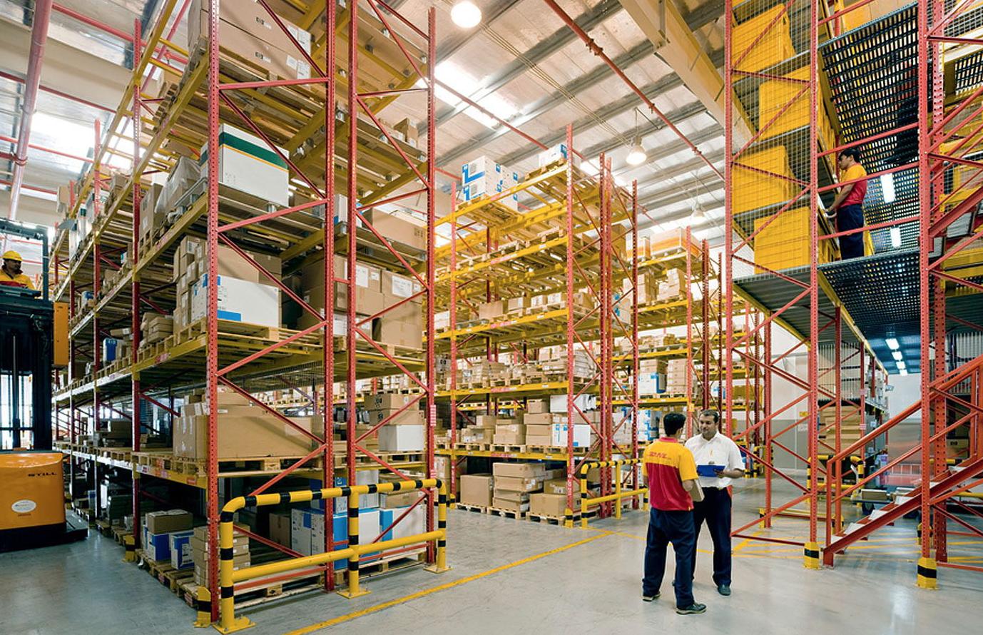 dhl supply chain Q4 forecast