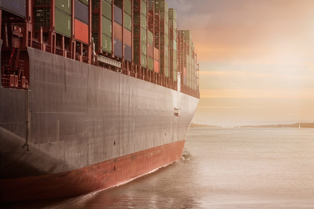 container import forecast