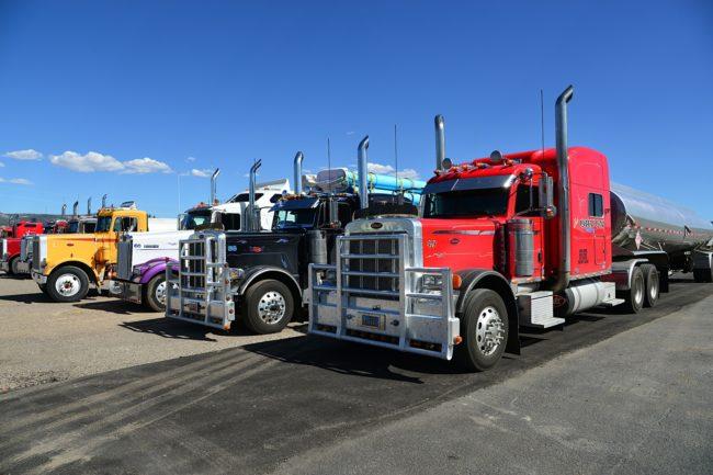 truck fleet generic