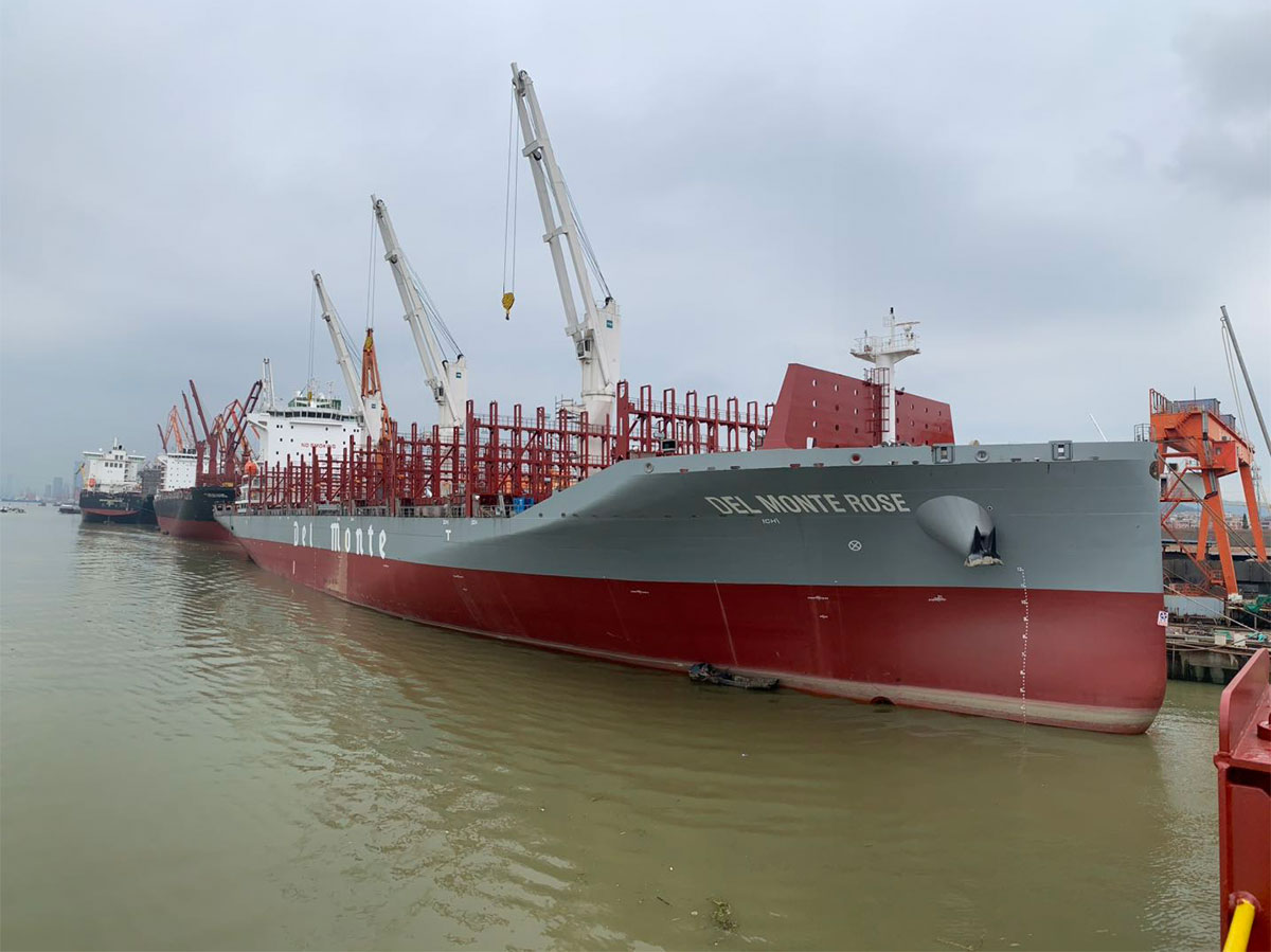 20200921inbound delmonte ships