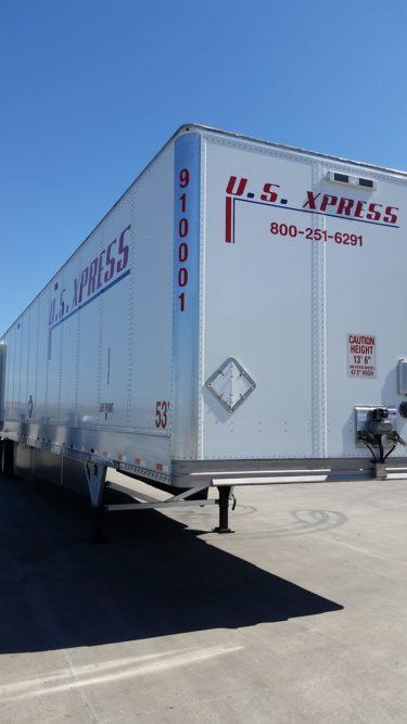 USXpress trailer