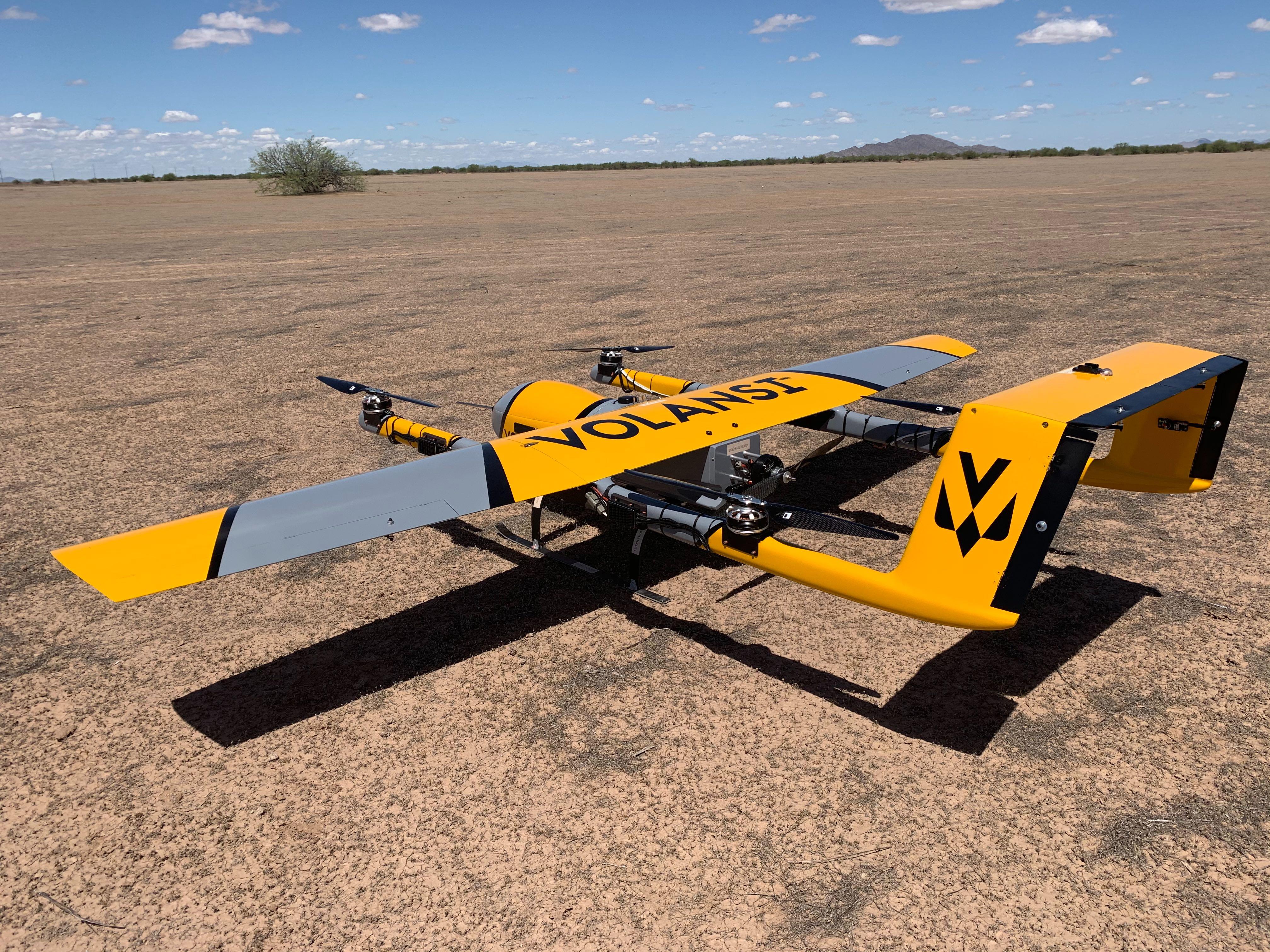 volansi drone