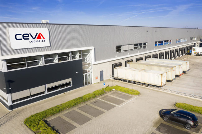 ceva logistics warehouse