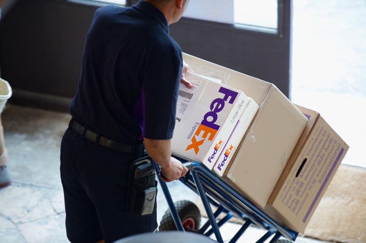 Fedex boxes courier master dm 13 003 04 02 02 242 160 110 11