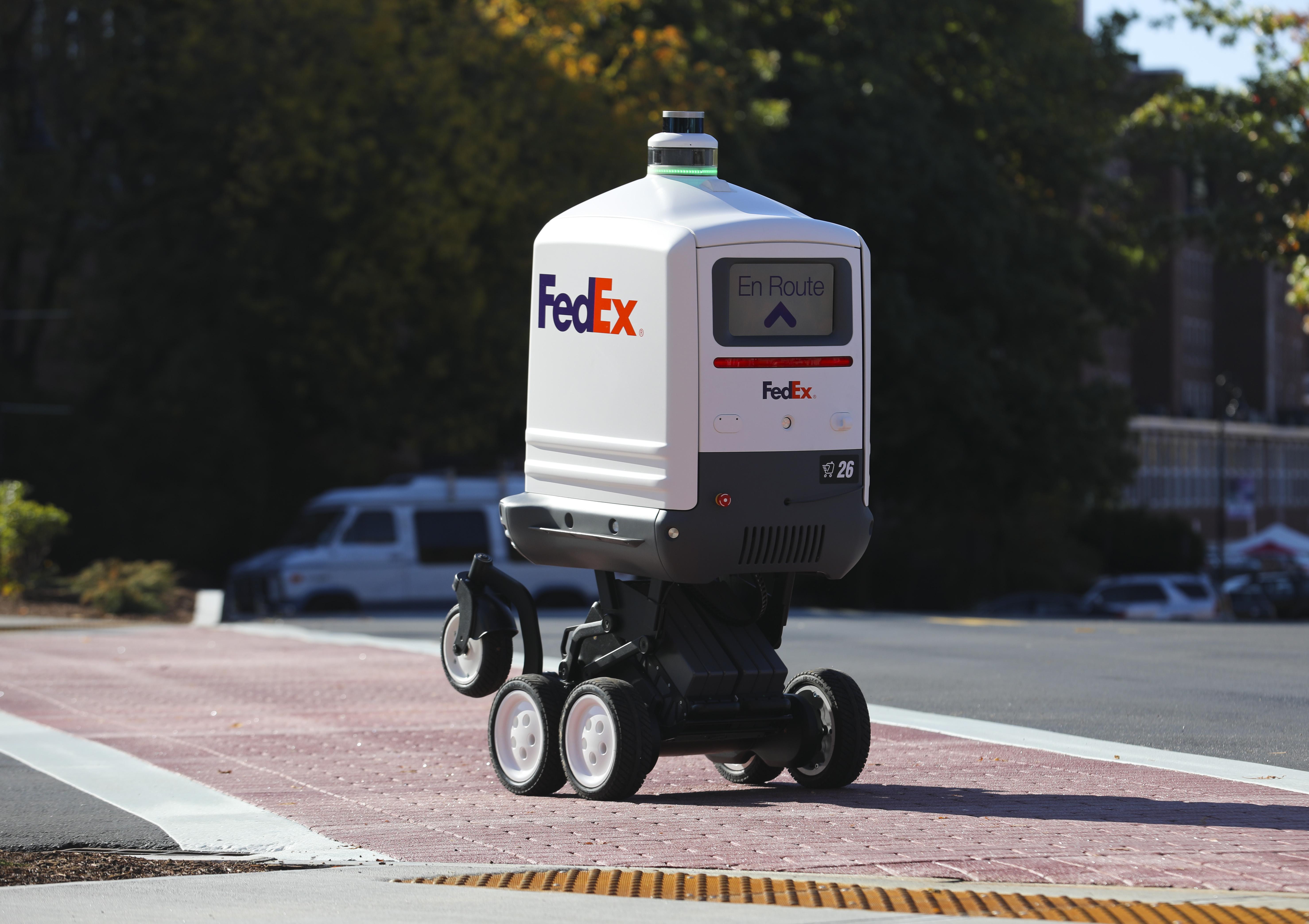 Fedex roxo 3rd gen 3