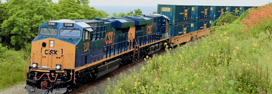 csx trains