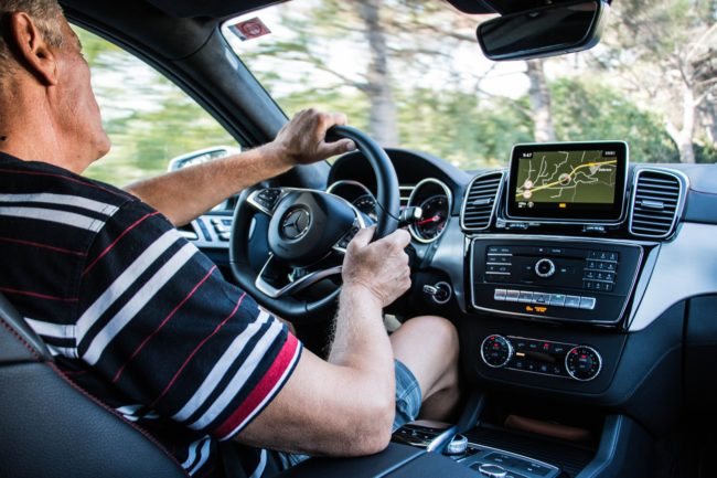 generic driver car