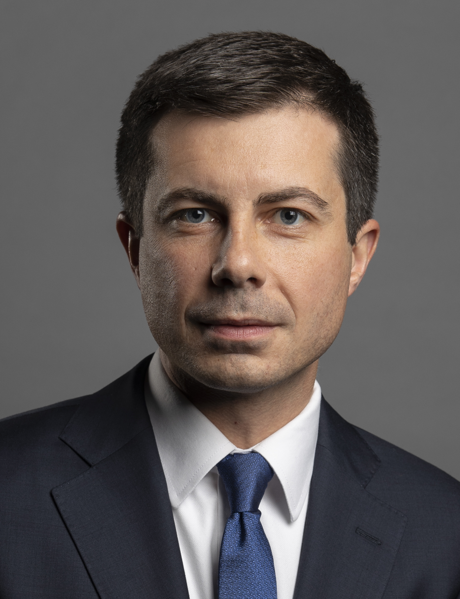 buttigieg mug shot