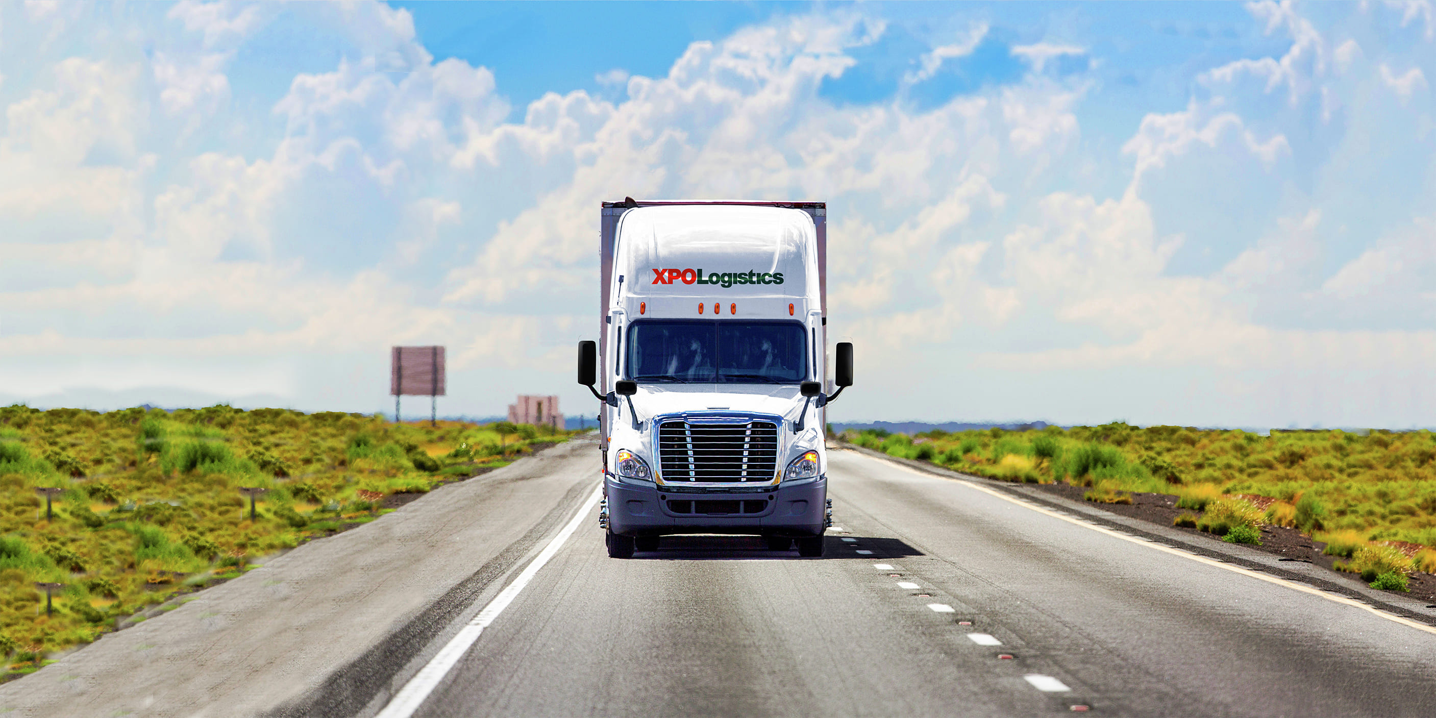 Xpo equipment on road extended 1