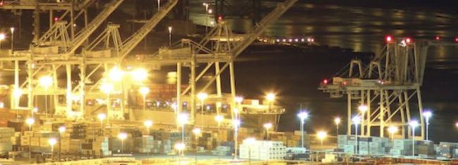 oakland port pic
