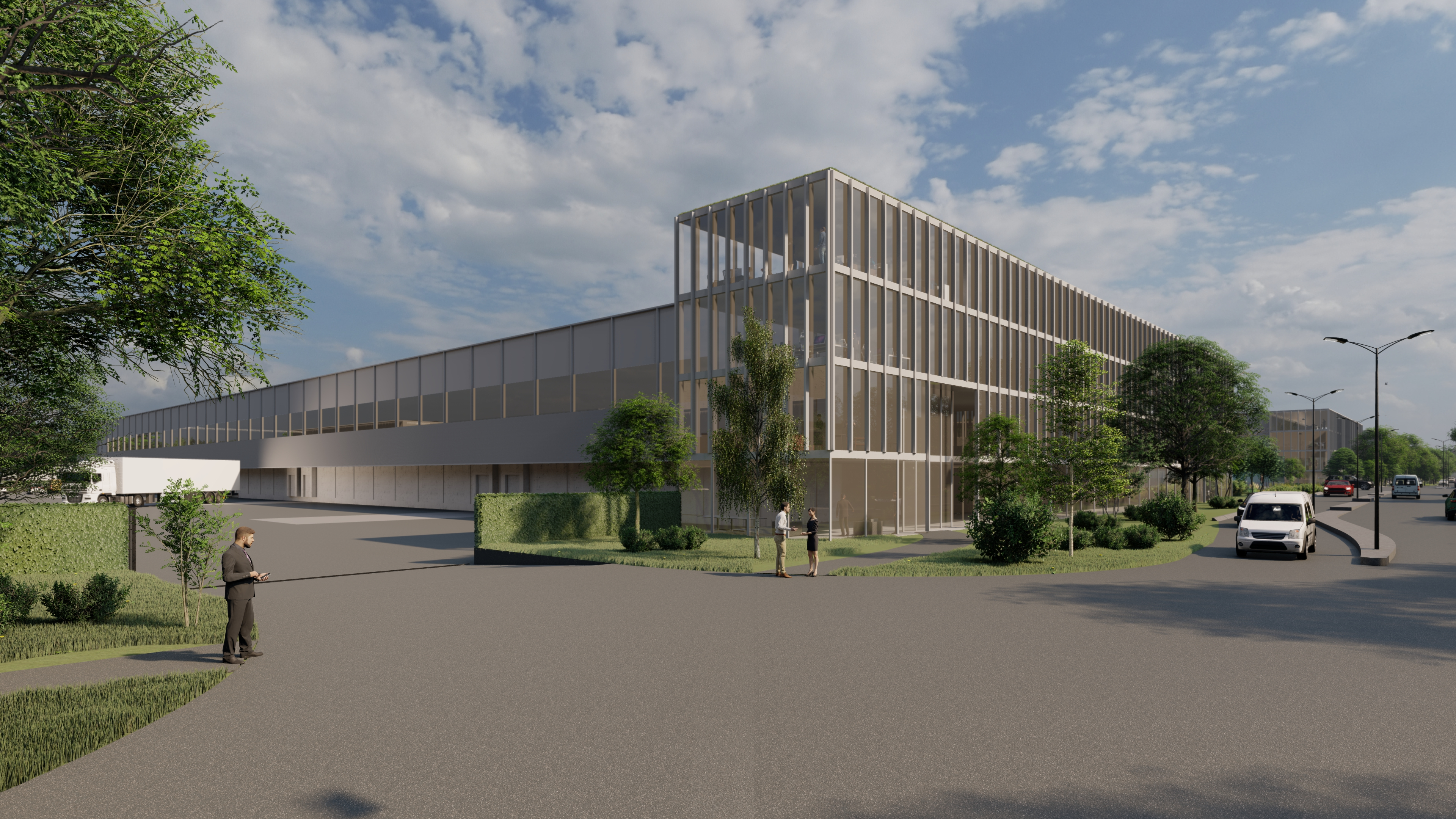 somerset logistics campus amsterdam