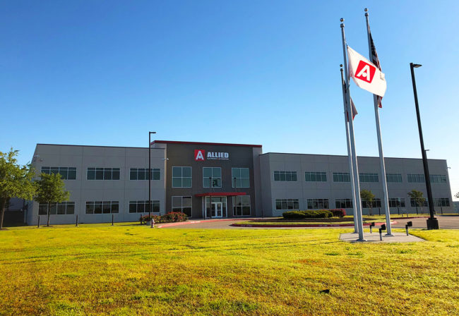 Allied Electronics Forth Worth, Texas, distribution center