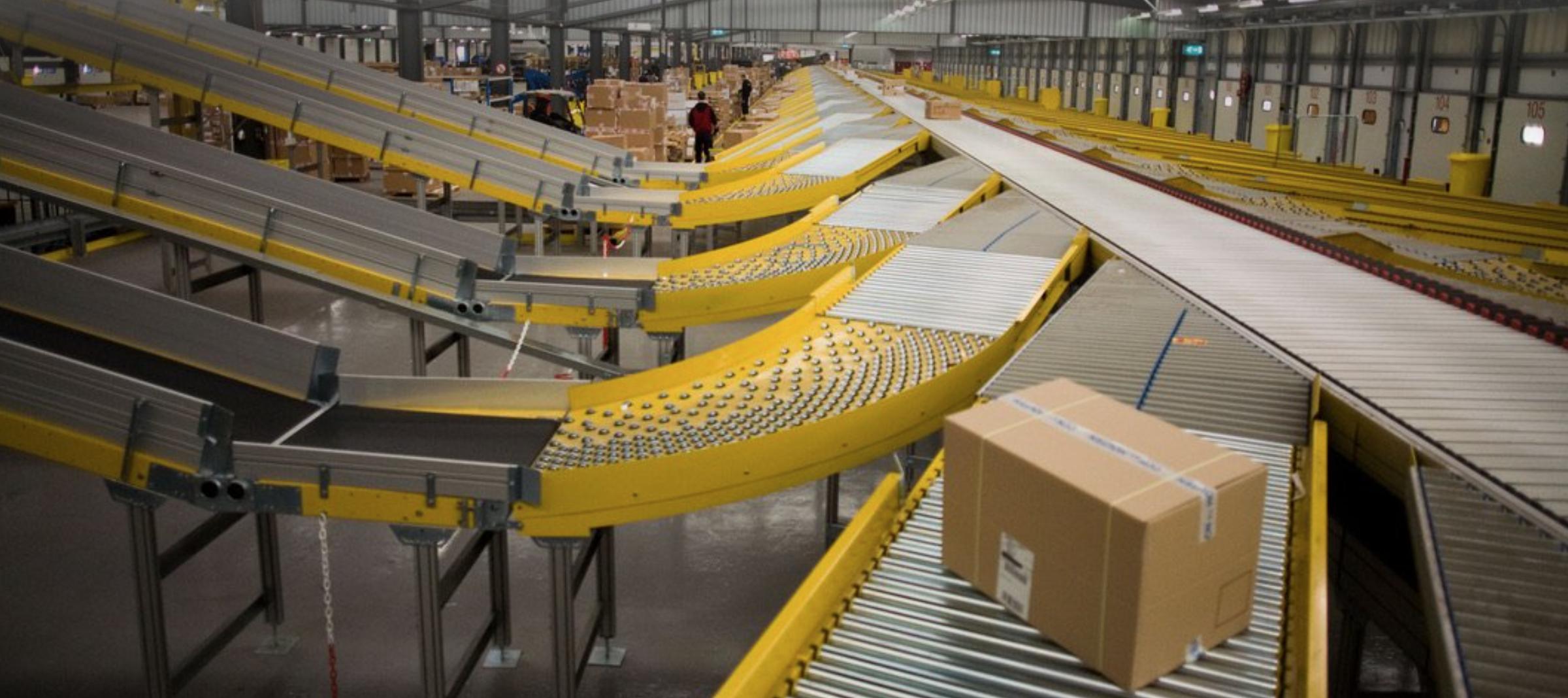 MHS conveyors pic