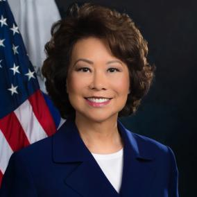 Chao official portrait elaine chao 0