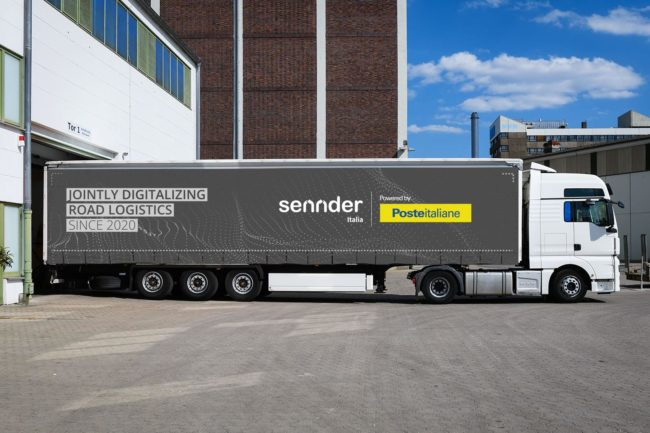 sennder truck