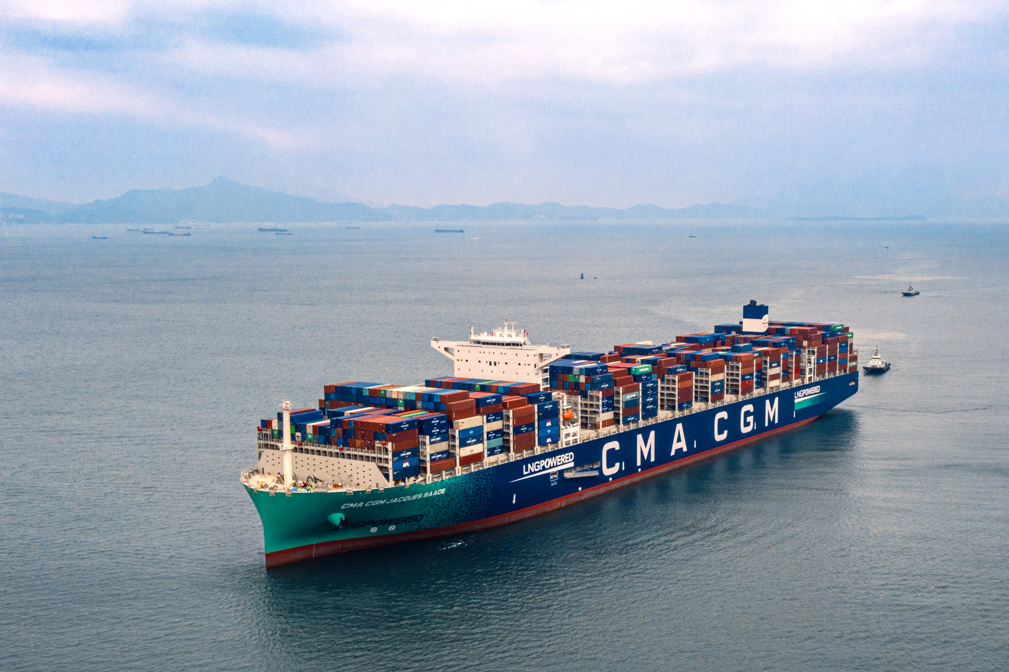 CMA CGM Group expands U.S. presence with investments in Virginia