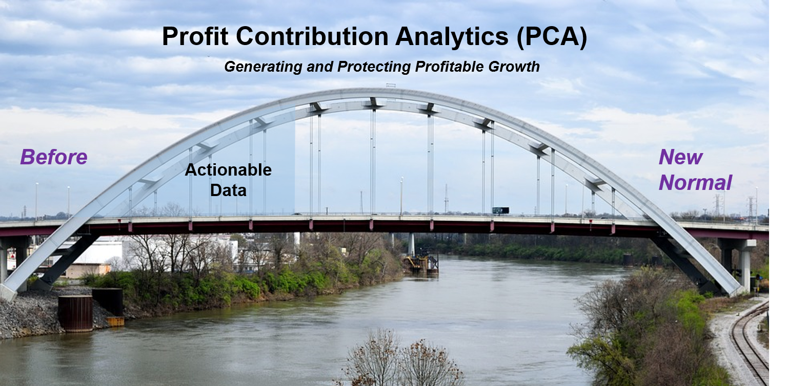 Profit Contribution Analytics - Bridge