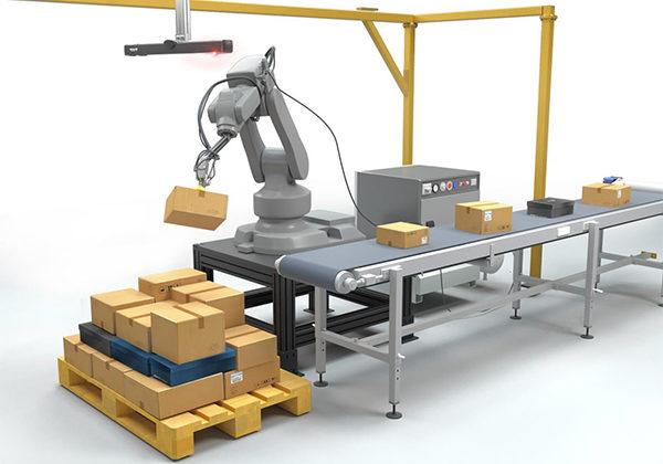 Robotics & 3D technology