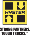Hyster. Strong Partners. Tough Trucks.