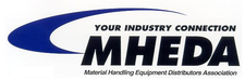 Your Industry Connection - MHEDA - Material Handling Equipment Distributors Association